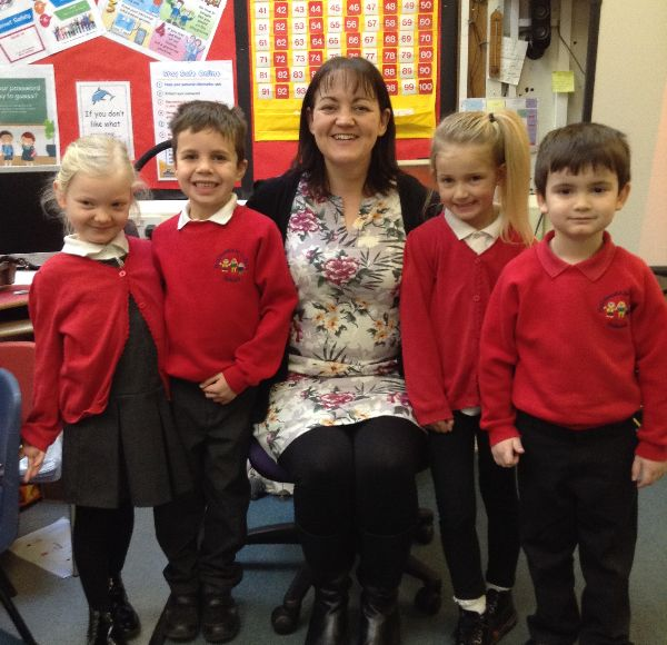 Mrs Russell- Class Teacher
